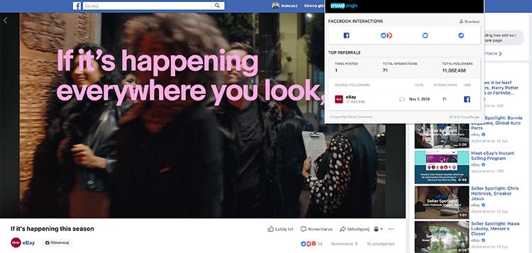 CrowdTangle - jak działa narzędzie do analizy social media?