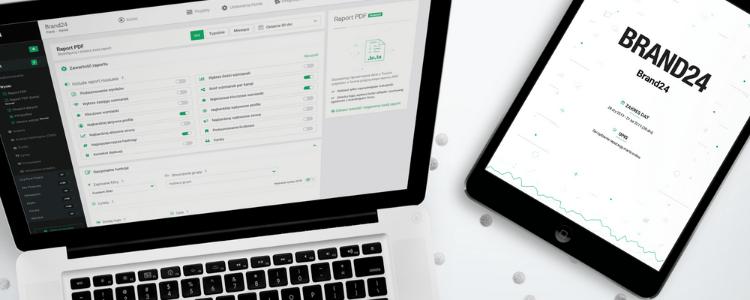 Przekształcaj dane z projektu w atrakcyjny raport PDF.