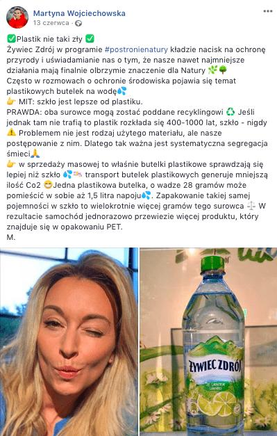 Kryzysy w social media - przykład Martyny Wojciechowskiej