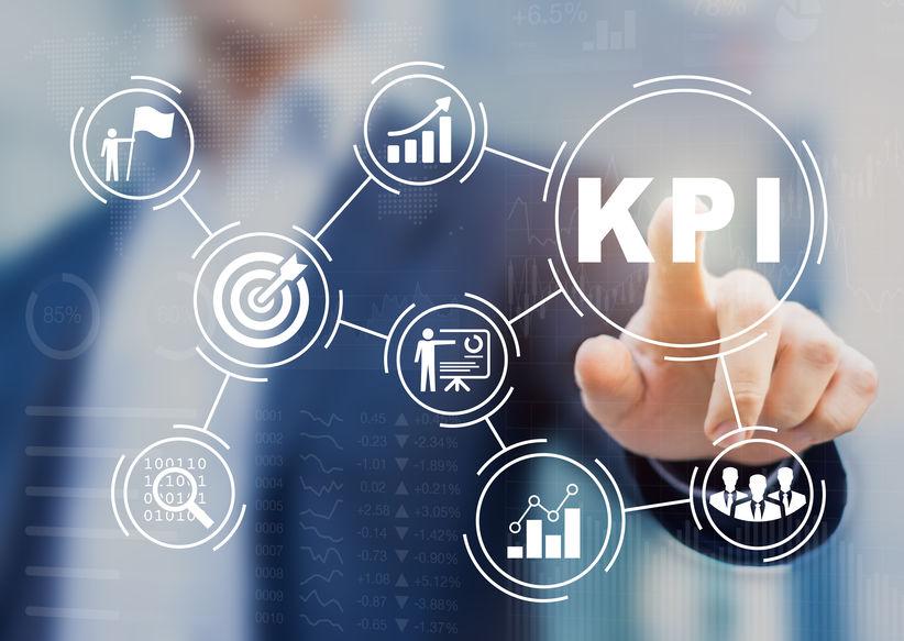 Analiza działań marketingowych za pomocą KPI (kluczowe wskaźniki efektywności).