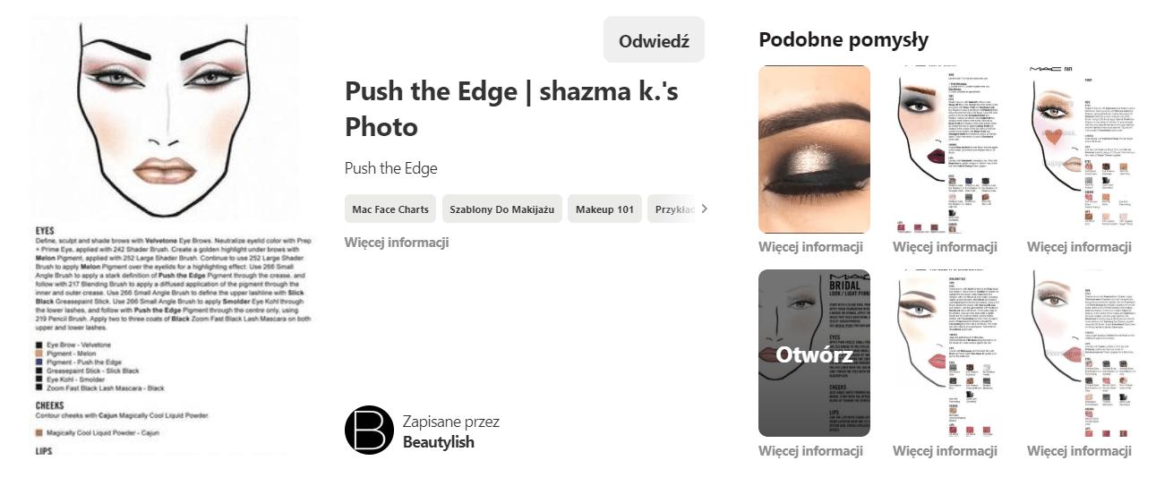 Marketing w social media marek kosmetycznych - przykład marki MAC Cosmetics